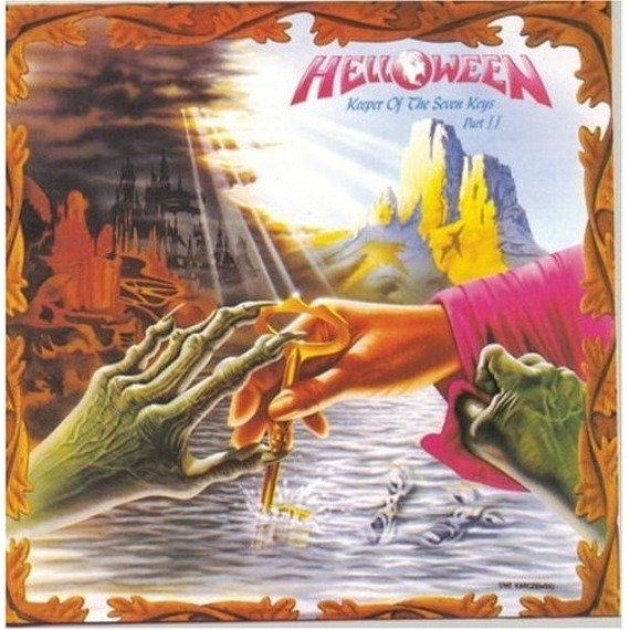 HELLOWEEN: KEEPER OF THE SEVEN KEYS PART2 (CD)