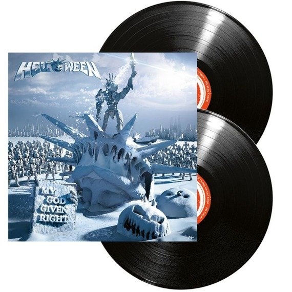 HELLOWEEN: MY GOD GIVEN RIGHT (2LP VINYL)