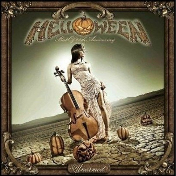 HELLOWEEN: UNARMED BEST  OF 25TH ANNIVERSARY (CD)