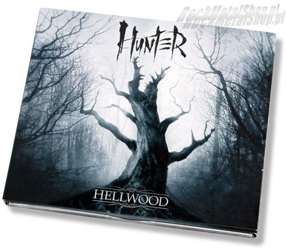 HUNTER: HELLWOOD (CD)