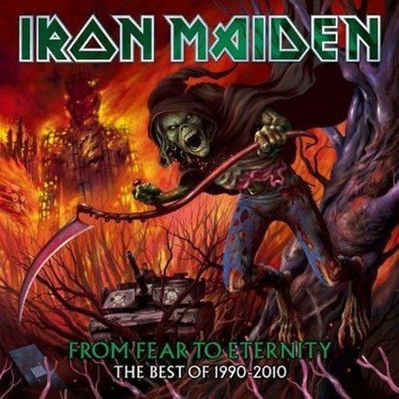 IRON MAIDEN: FROM FEAR TO ETERNITY (3LP VINYL)