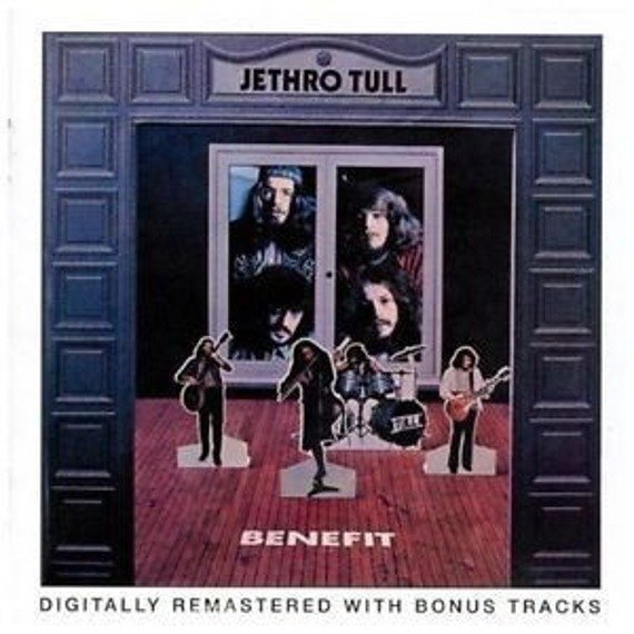 JETHRO TULL: BENEFIT (CD)