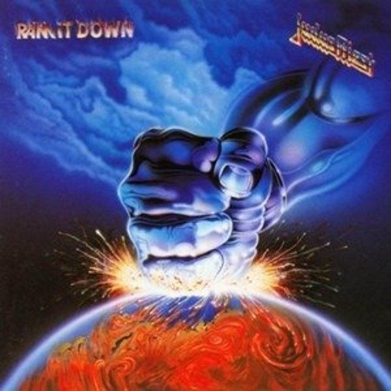 JUDAS PRIEST : RAM IT DOWN (CD)