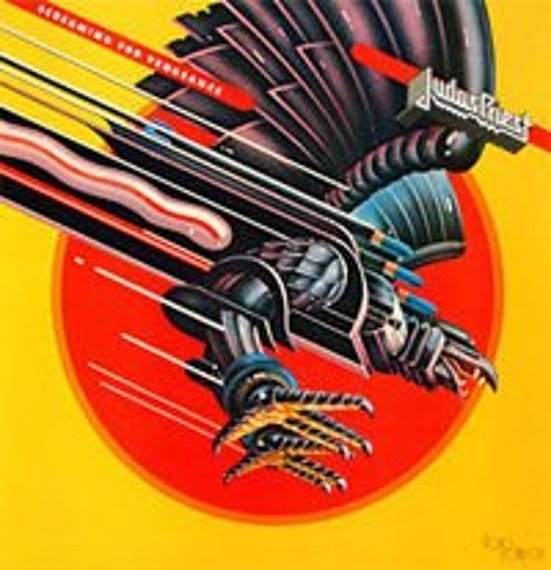 JUDAS PRIEST: SCREAMING FOR VENGEANCE (LP VINYL)