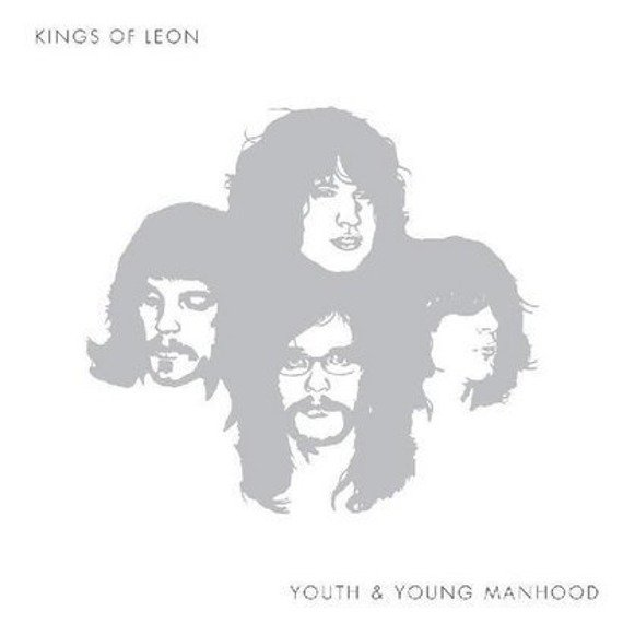 KINGS OF LEON : YOUTH AND YOUNG MANHOOD (CD)