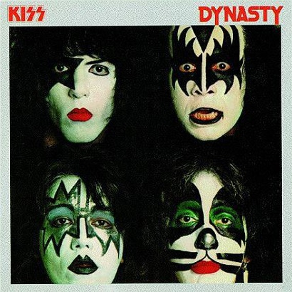 KISS: DYNASTY (CD) REMASTER
