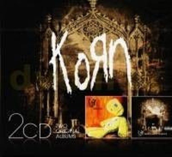 KORN : ISSUES/TAKE A LOOK IN THE MIRROR (CD)