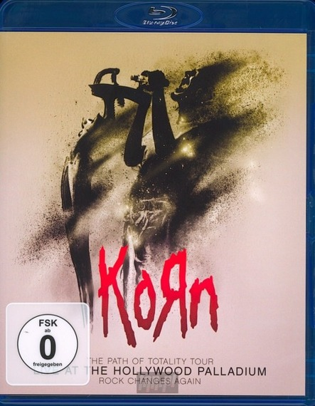 KORN: LIVE AT THE HOLLYWOOD PALLADIUM (BLU-RAY+CD)