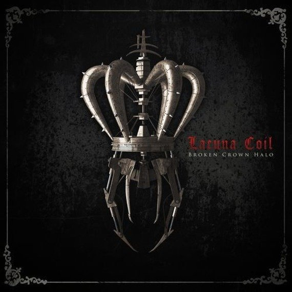 LACUNA COIL: BROKEN CROWN HALO (CD)