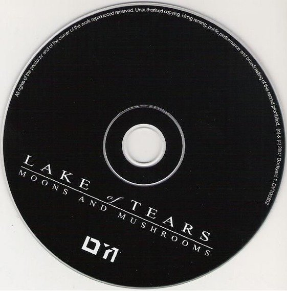 LAKE OF TEARS: MOONS AND MUSHROOMS (CD)