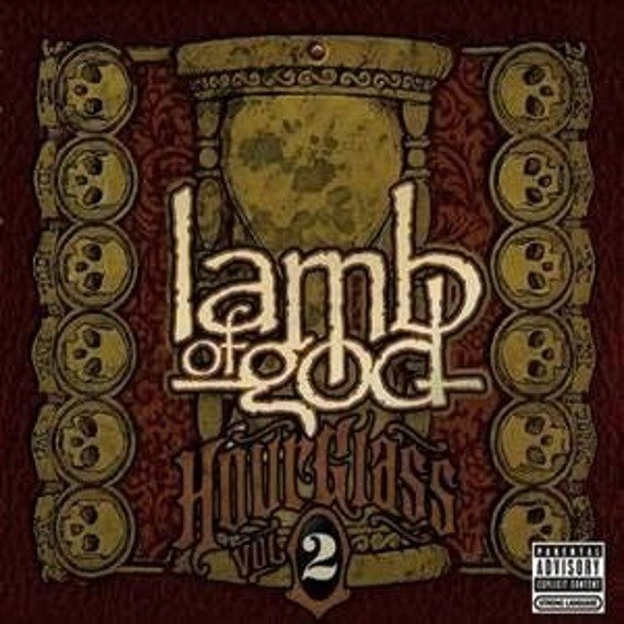 LAMB OF GOD : HOURGLASS VOLUME II - THE EPIC YEARS (CD)