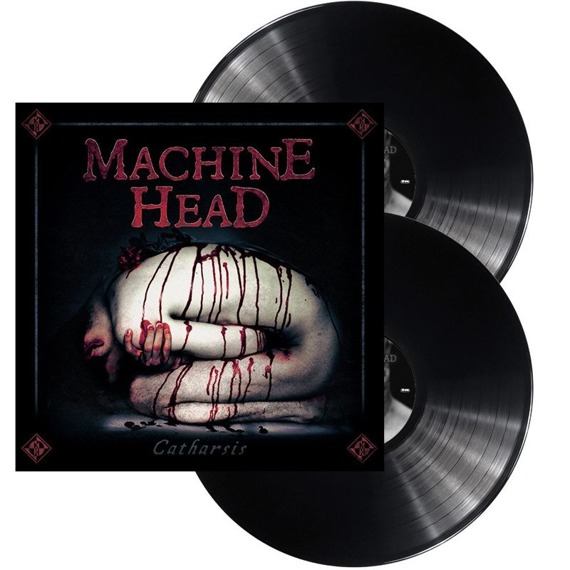 MACHINE HEAD: CATHARSIS (2LP VINYL)