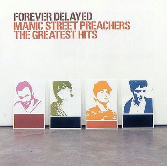 MANIC STREET PREACHERS : FOREVER DELAYED (CD)