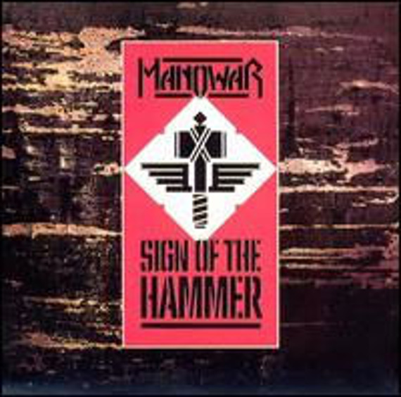MANOWAR: SIGN OF THE HAMMER (LP VINYL)
