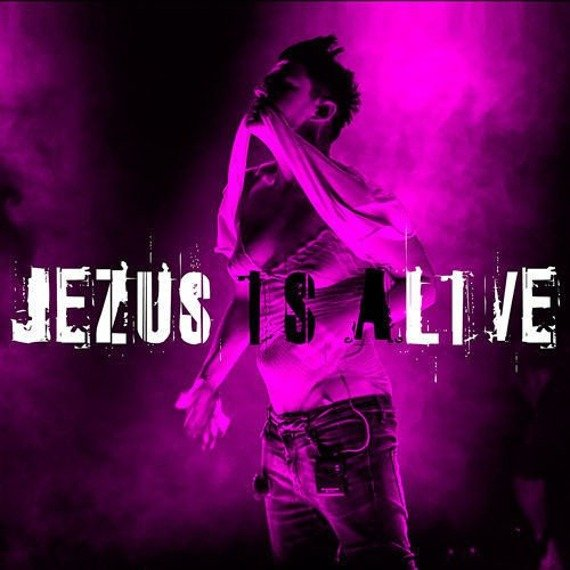 MARIA PESZEK: JEZUS IS ALIVE (CD)