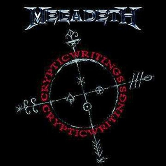 MEGADETH: CRYPTIC WRITINGS (CD)