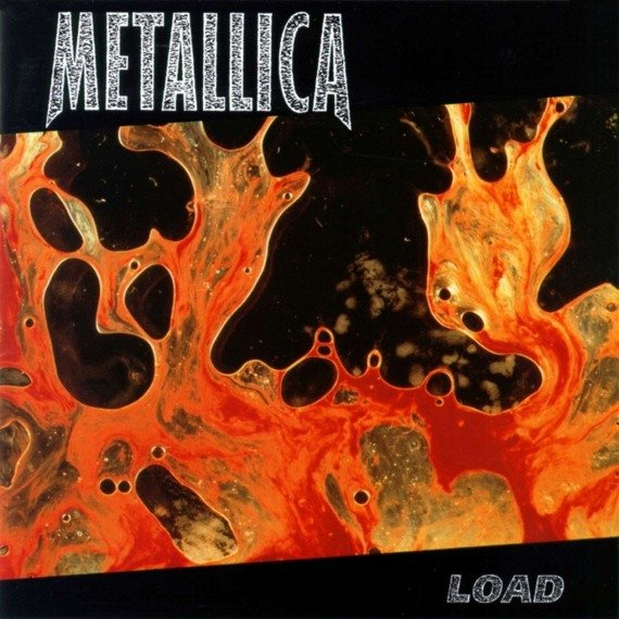 METALLICA: LOAD (2LP VINYL)