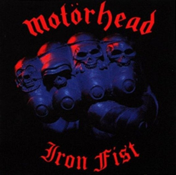 MOTORHEAD: IRON FIST (CD)