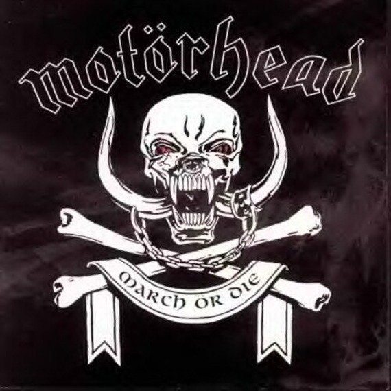 MOTORHEAD : MARCH OR DIE (CD)