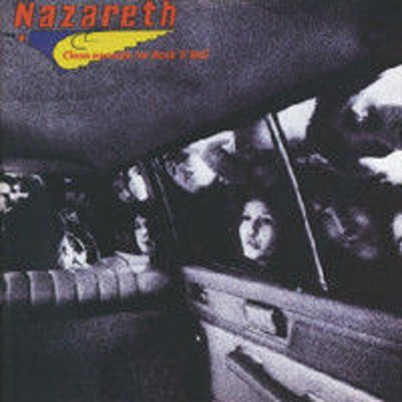 NAZARETH: CLOSE ENOUGH FOR ROCK N ROLL (LP VINYL)