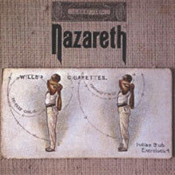 Nazareth Exercises Lp Vinyl Sklep Rockmetalshop Pl