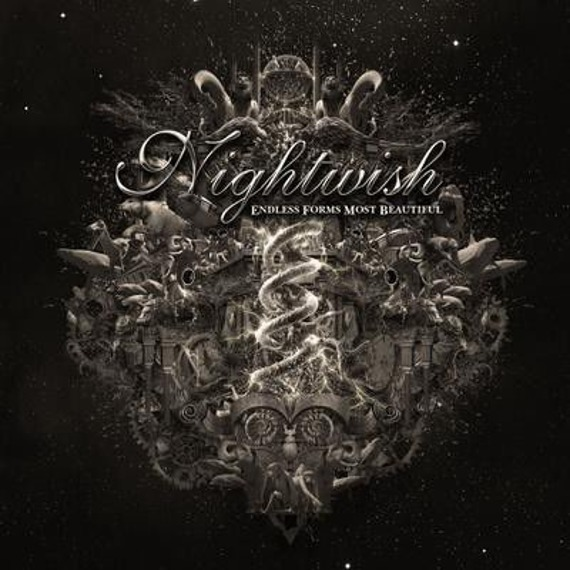 NIGHTWISH: ENDLESS FORMS MOST BEAUTIFUL (CD)