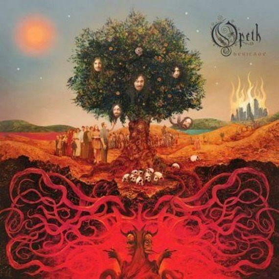 OPETH : HERITAGE (CD)