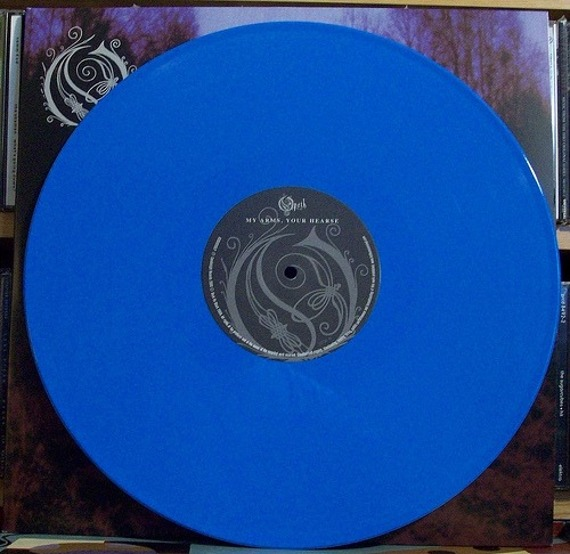 OPETH: MY ARMS YOUR HEARSE (2LP VINYL)
