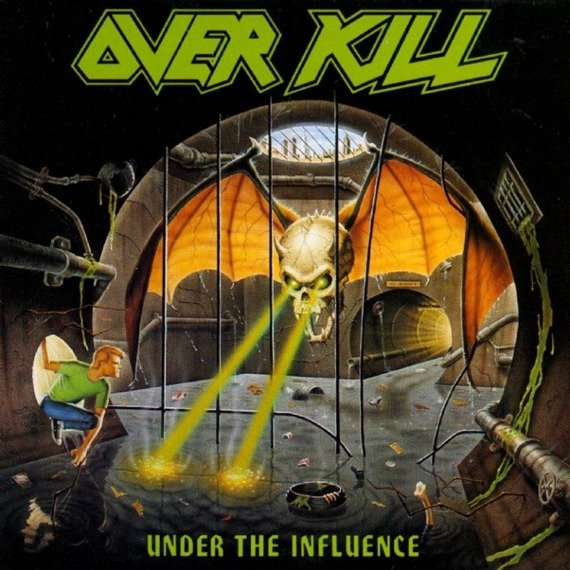 OVERKILL: UNDER THE INFLUANCE (CD)