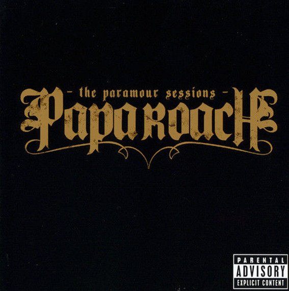 PAPA ROACH: THE PARAMOUR SESSIONS (CD)