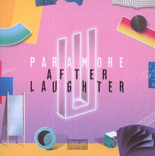 PARAMORE: AFTER LAUGHTER (CD)