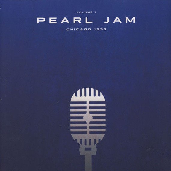 PEARL JAM:CHICAGO 1995 VOL.1 (2LP VINYL)