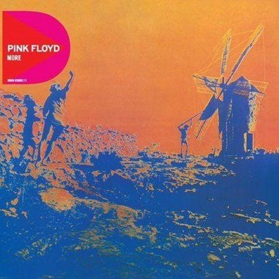 PINK FLOYD: MORE (CD)