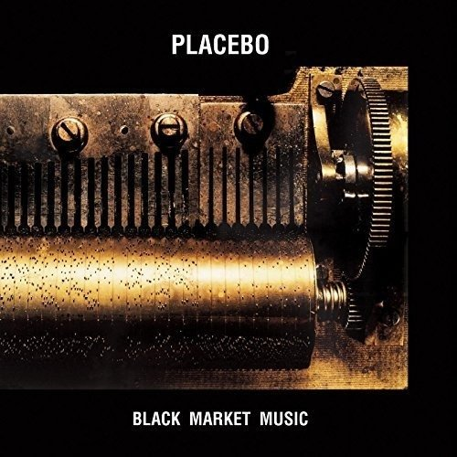 PLACEBO: BLACK MARKET MUSIC (CD)