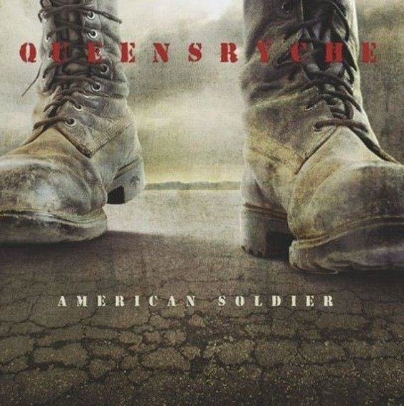 QUEENSRYCHE: AMERICAN SOLDIER (CD)