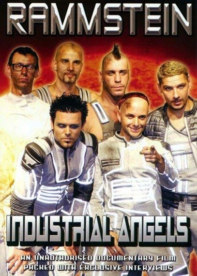 RAMMSTEIN: INDUSTRIAL ANGELS (DVD)
