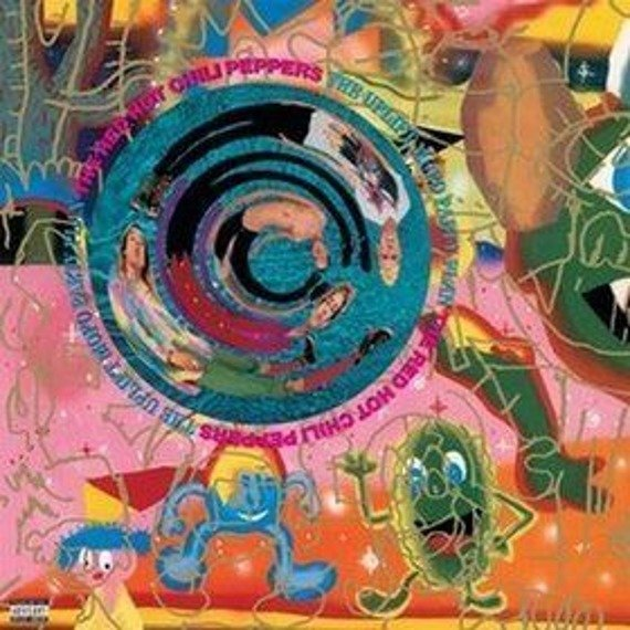 RED HOT CHILI PEPPERS: UPLIFT MOFO PARTY PLAN (LP VINYL)
