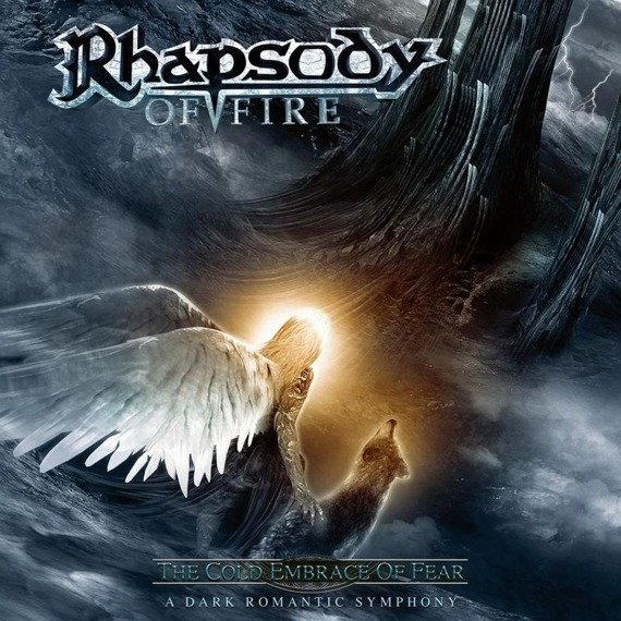 RHAPSODY OF FIRE: THE COLD EMBRACE OF FEAR (LP VINYL)