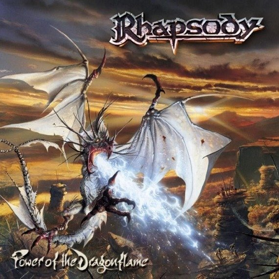 RHAPSODY: POWER OF THE DRAGON FLAME (CD)