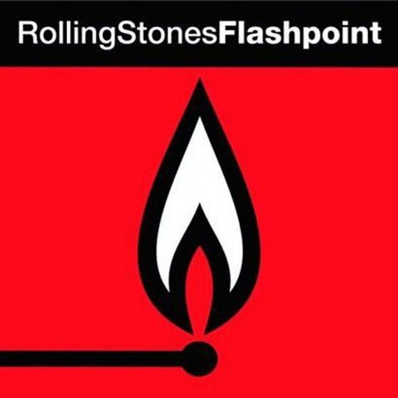 ROLLING STONES: FLASHPOINT (CD) REMASTER