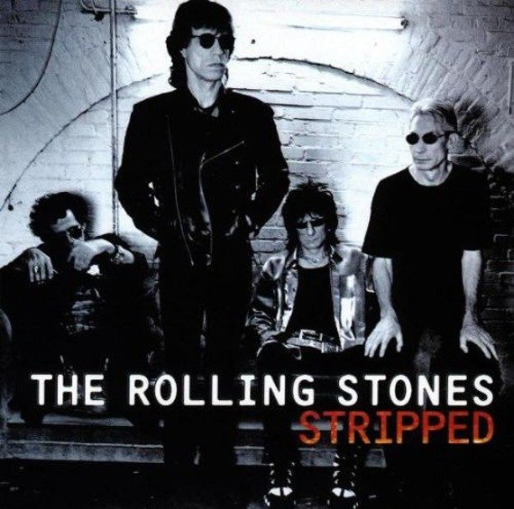 ROLLING STONES: STRIPPED (CD) REMASTER