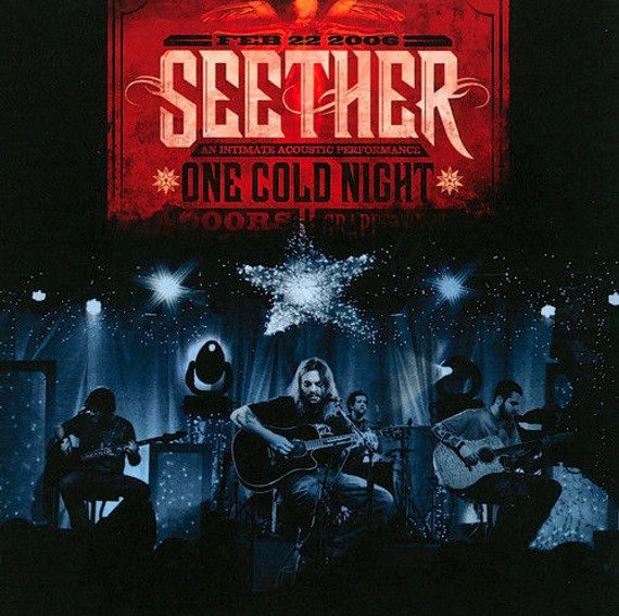 SEETHER: ONE COLD NIGHT (CD)