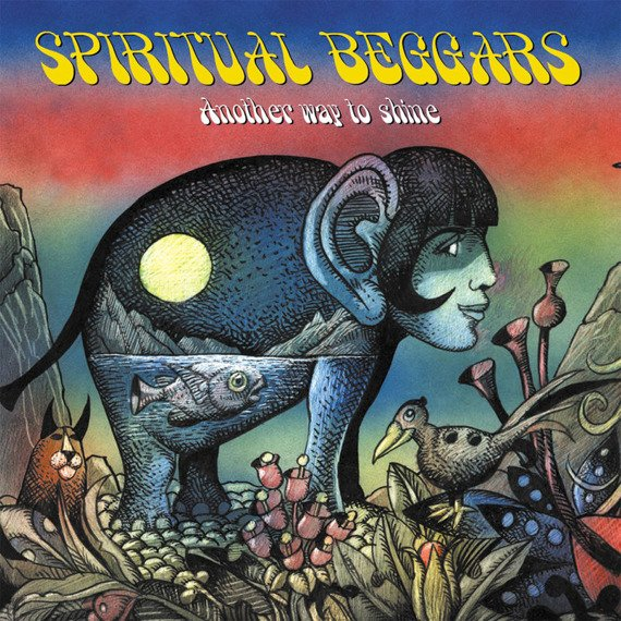 SPIRITUAL BEGGARS: ANOTHER WAY TO SHINE (CD)