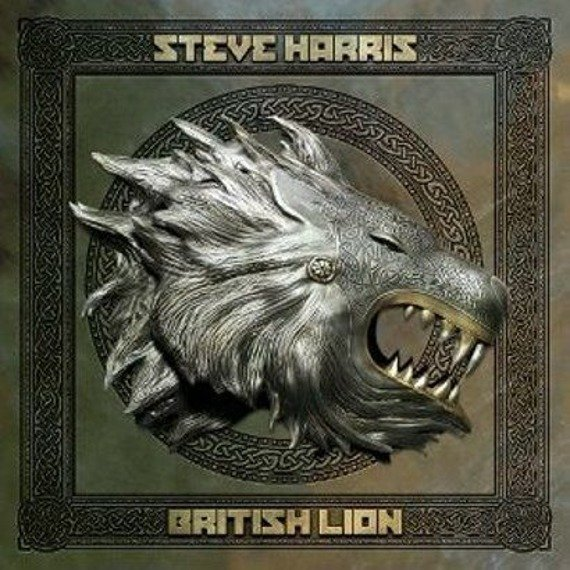 STEVE HARRIS: BRITISH LION (CD)
