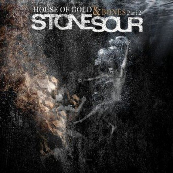 STONE SOUR : HOUSE OF GOLD & BONES PART 2 (CD)