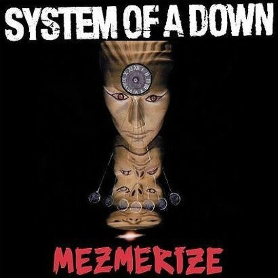 SYSTEM OF A DOWN : MEZMERIZE [DIGIPACK] (CD)