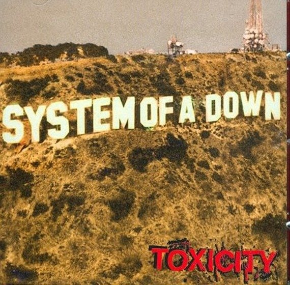 SYSTEM OF A DOWN : TOXICITY (CD)