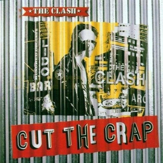 THE CLASH : CUT THE CRAP (CD)