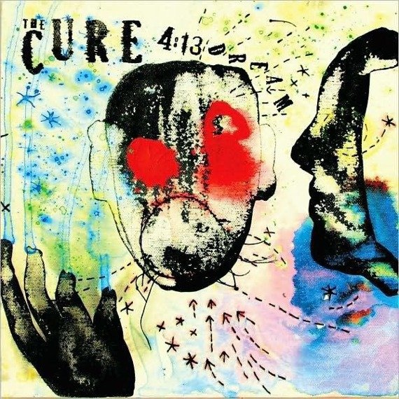 THE CURE : 4:13 (CD)