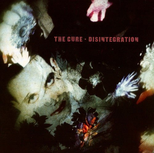 THE CURE : DISINTEGRATION (CD)